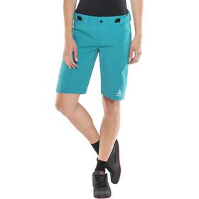 Odlo Morzine Shorts Women crystal teal